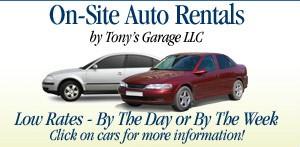 On Site Auto rentals